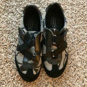 Coach kyra tennis shoes 6.5
